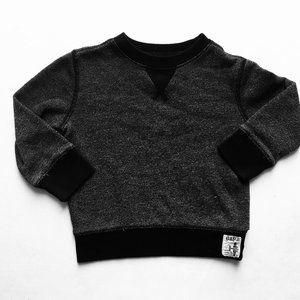 Baby Gap Black Sweatshirt